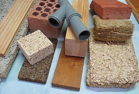 Materiales ecologicos para construccion de casas