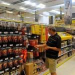 Sodimac abrió con 15.000 productos de 24 líneas diferentes