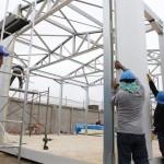 Precios de materiales de construcción subieron en abril