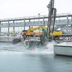 Italianos fabricarán cemento especial