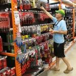 Home Depot reporta un gran semestre