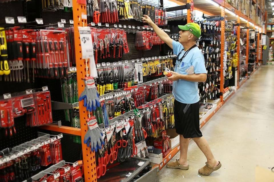 Home depot reporta un gran semestre revista tyt for Home depot productos