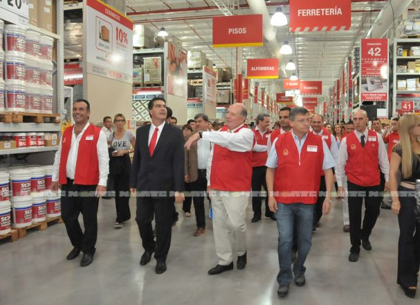 Ferreteria Y Construcci N Easy Inaugur Su Home Center Con