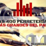 Las 400 ferreterías más importantes de Costa Rica