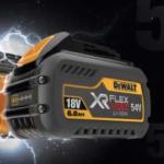 Dewalt lanza sistema con batería flexible de 18/54 voltios
