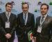 Miguel Pardo, Gerente General de Sodimac Colombia; Andrés Oppenheimer, reconocido escritor y periodista argentino; Sergio Muñoz, Gerente General del Banco Falabella. Cortesía: Sodimac.