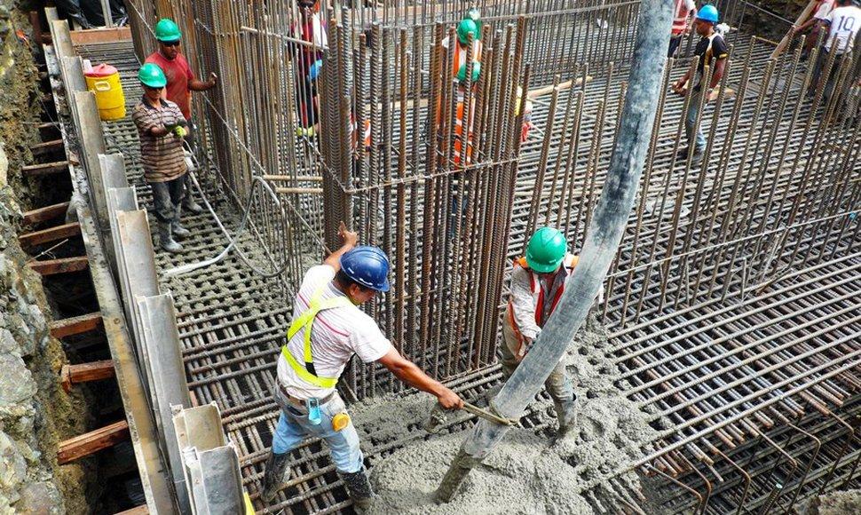 Precio de materiales de construcci n con leve crecimiento for Precios de construccion
