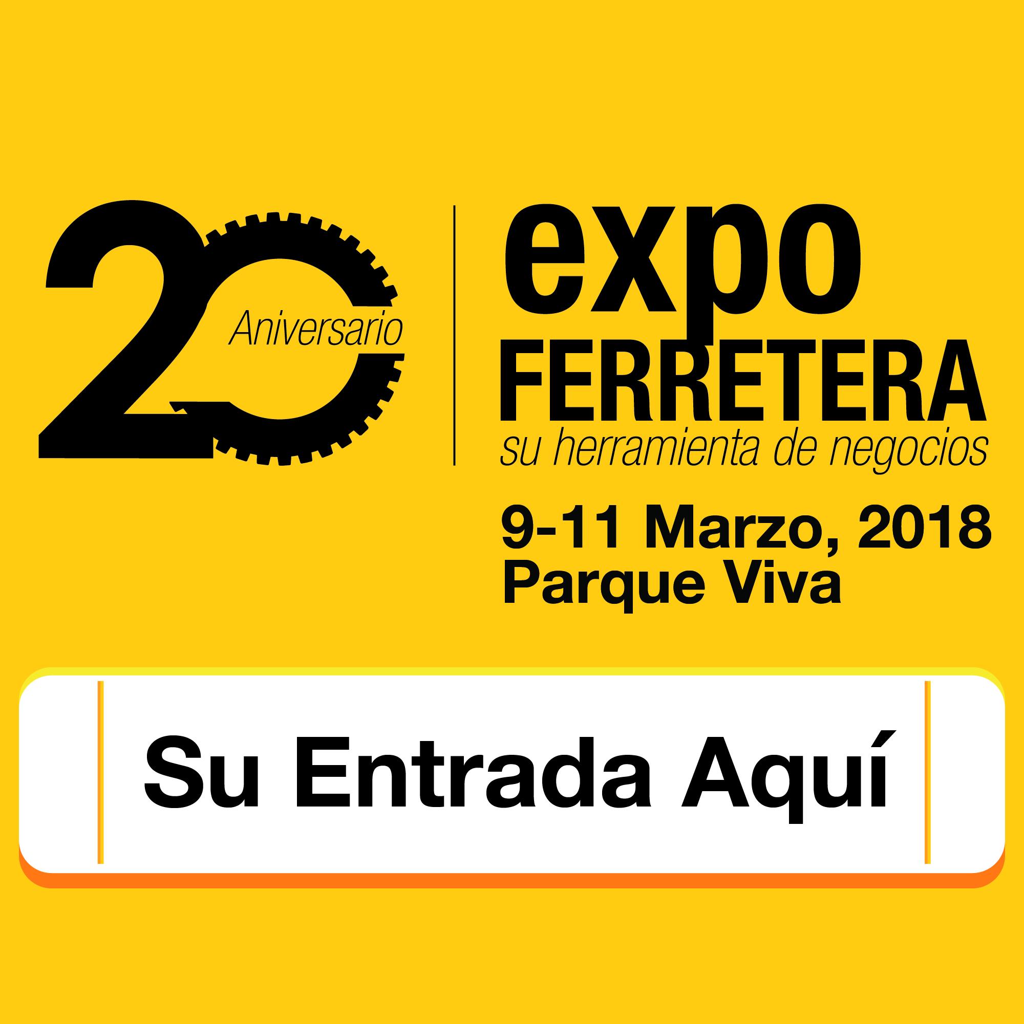 Expoferretera 2018