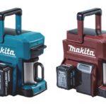"""Un """"coffee maker"""" que funciona con baterías de herramientas eléctricas"""