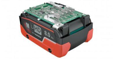 Fabricantes de herramienta eléctrica se alían con sistema común de batería