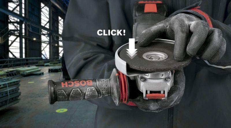 Bosch lanzó nuevo sistema X-Lock para sus herramientas